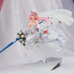 Darling in the Franxx PVC Statue Zero Two For My Darling 27 cm b