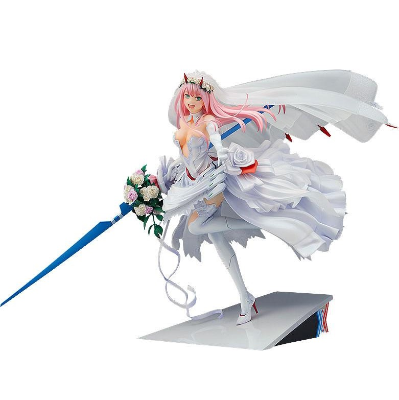Zero Two For My Darling 1/7 Statue
