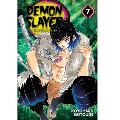 Demon Slayer Kimetsu no Yaiba Vol. 7