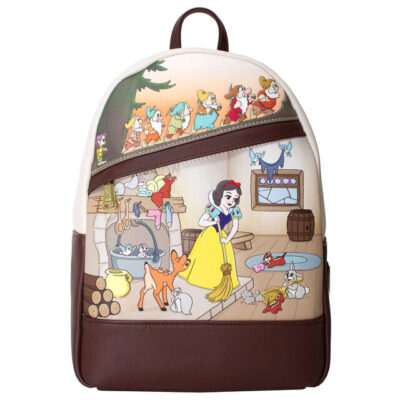 Loungefly Backpack Snow White Multi Scene