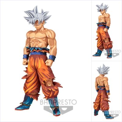 Son Goku Manga Dimensions