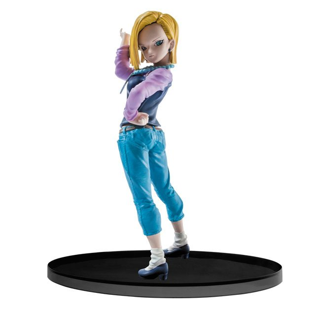 SCultures Figure Android 18