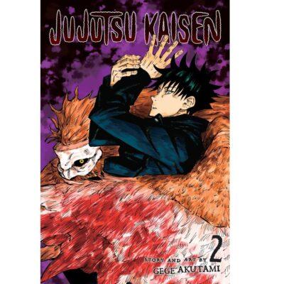 Jujutsu Kaisen Vol. 2