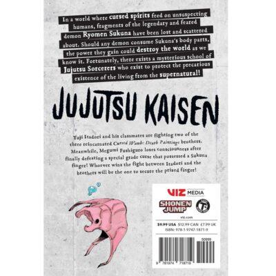 Jujutsu Kaisen Vol. 8