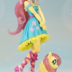 My Little Pony Bishoujo PVC Statue Fluttershy Limited Edition 22 cm d