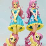 My Little Pony Bishoujo PVC Statue Fluttershy Limited Edition 22 cm i