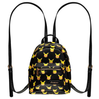 Pokémon Mini Backpack Pikachu