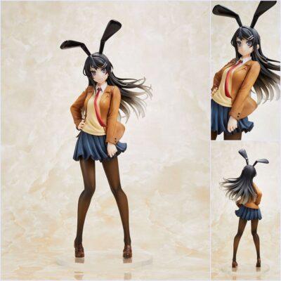 Mai Sakurajima Uniform Bunny Ver