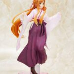 Sword Art Online Alicization Coreful PVC Statue Asuna Japanese Kimono Ver. 20 cm c