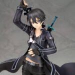 Sword Art Online PVC Statue Kirito 26 cm f