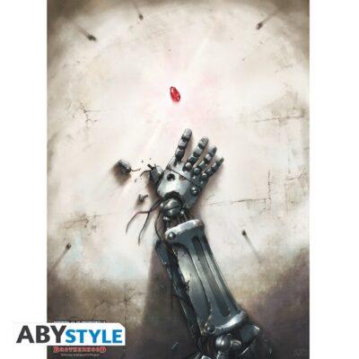 Fullmetal Alchemist Poster Philosopher's Stone