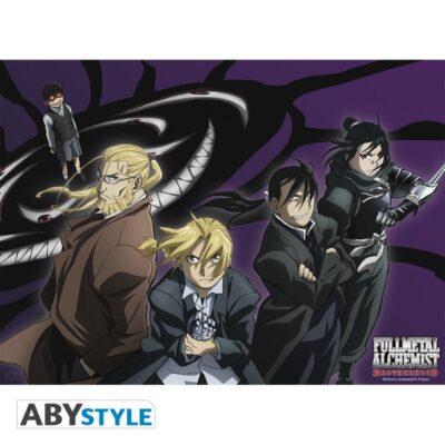 Fullmetal Alchemist Poster Pride