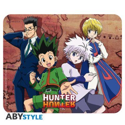 Hunter x Hunter Mouse Pad