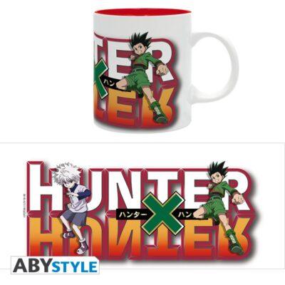 Hunter x Hunter Mug Gon & Killua