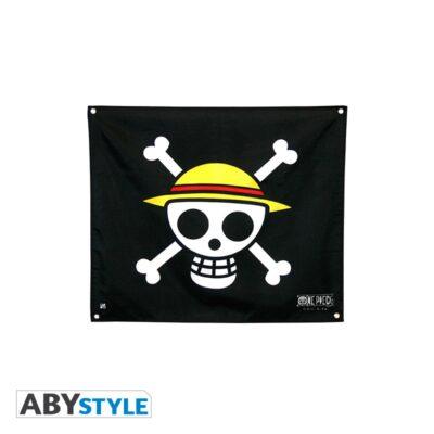 One Piece Skull Flag