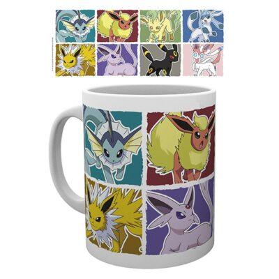 Pokémon Mug Eevee Evolution