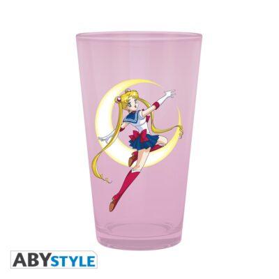 Sailor Moon Large Glass