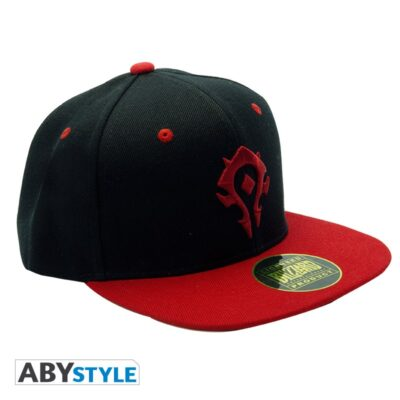 World of Warcraft Snapback Cap Horde