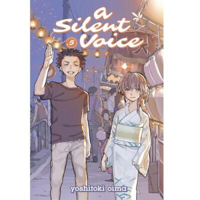 A Silent Voice, Volume 5