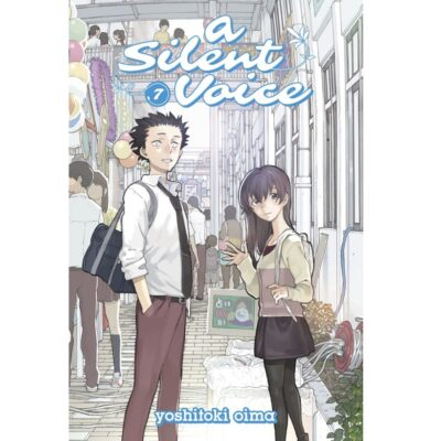 A Silent Voice, Volume 7