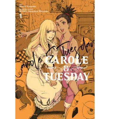 Carole & Tuesday Vol 1