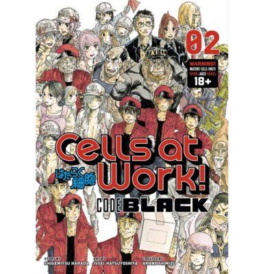 Cells at Work! CODE BLACK Volume 2