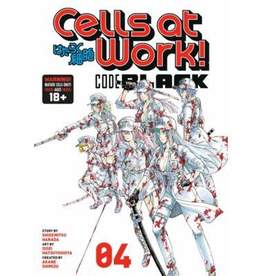Cells at Work! CODE BLACK, Volume 4