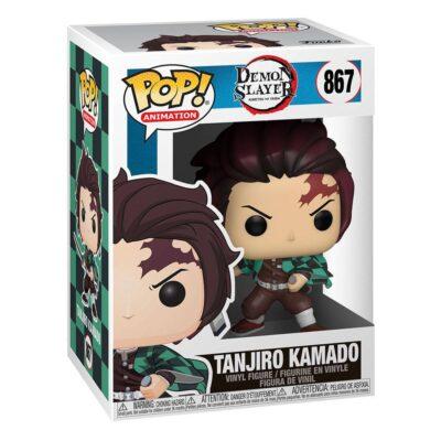 Tanjiro Kamado POP! Vinyl