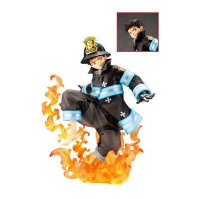 ARTFX J Shinra Kusakabe Bonus Edition