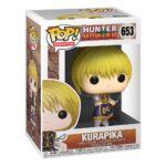 Hunter x Hunter POP! Animation Vinyl Figure Kurapika 9 cm b