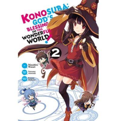 Konosuba God's Blessing on This Wonderful World! Vol 2