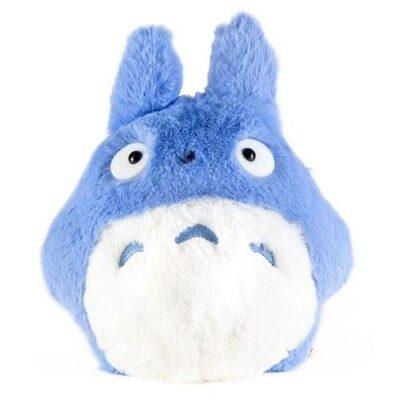 Blue Totoro Plush