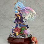 No Game No Life Statue Shiro 20 cm c
