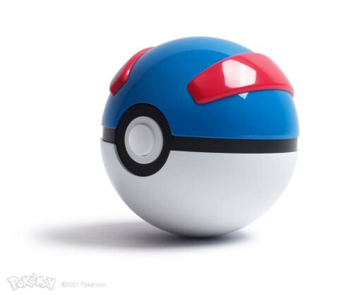 Pokémon Diecast Replica Great Ball
