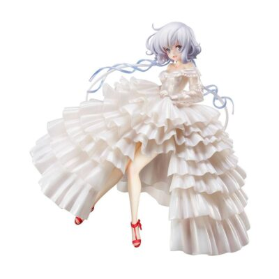 Junko Konno Wedding Dress 1/7 Statue