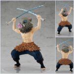 Demon Slayer Kimetsu no Yaiba Pop Up Parade PVC Statue Inosuke Hashibira 14 cm