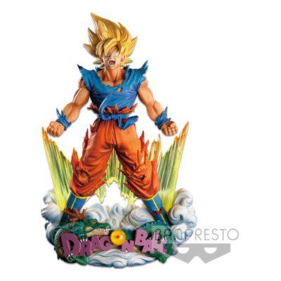 Master Stars Diorama Son Goku