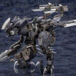Hexa Gear Plastic Model Kit Voltrex Wrath Bonus Edition 17 cm b