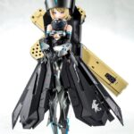 Megami Device Plastic Model Kit Bullet Knights Exorcist Widow 15 cm e