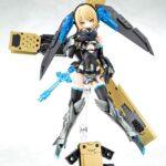Megami Device Plastic Model Kit Bullet Knights Exorcist Widow 15 cm i