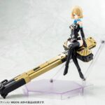 Megami Device Plastic Model Kit Bullet Knights Exorcist Widow 15 cm l