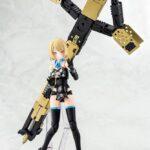 Megami Device Plastic Model Kit Bullet Knights Exorcist Widow 15 cm m