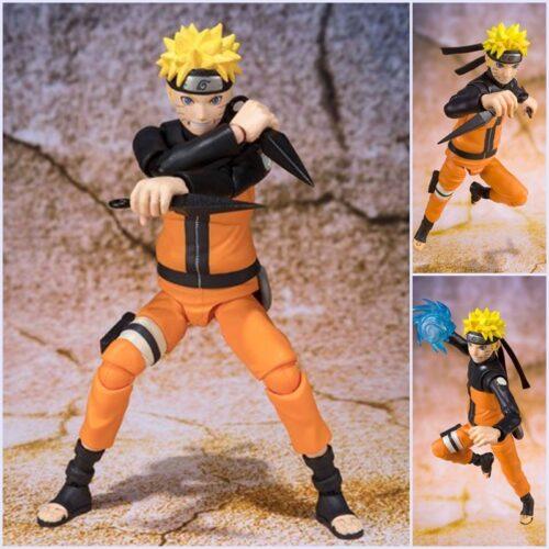 S.H. Figuarts Naruto Uzumaki