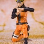 Naruto Shippuden S.H. Figuarts Action Figure Naruto Uzumaki (Best Selection) (New Package Ver) 14 cm b