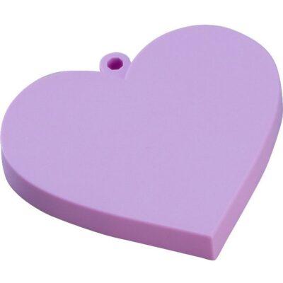 Nendoroid Heart Base Purple