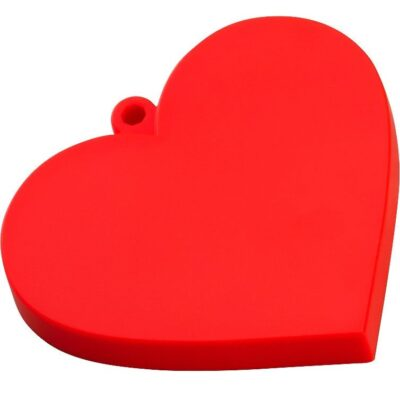 Nendoroid Heart Base Red