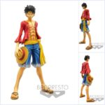 One Piece Banpresto Chronicle Master Stars Piece PVC Statue Monkey D. Luffy 24 cm