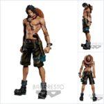 One Piece Banpresto Chronicle Master Stars Piece PVC Statue Portgas D. Ace 26 cm