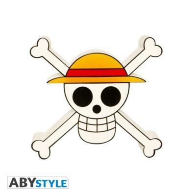 One Piece Lamp Skull