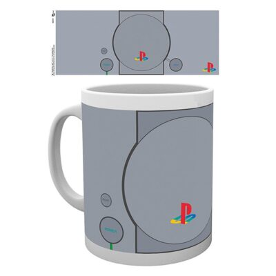 PlayStation Mug Console